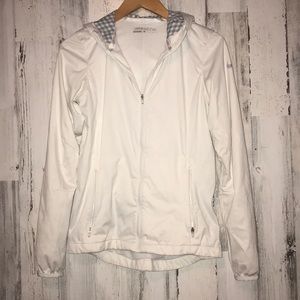 Nike Golf Jacket White
